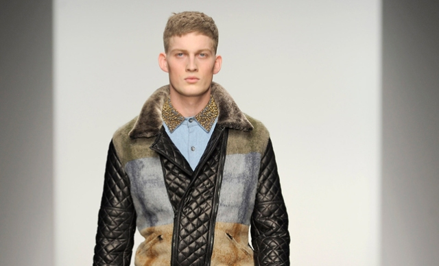 James Long AW12 Menswear