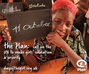 Plan UK - International Day of the Girl