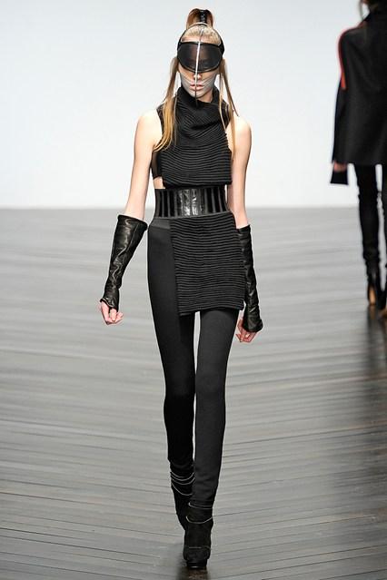 Haizen Wang Look 2