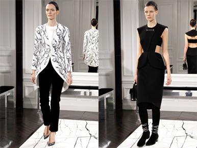 Balenciaga AW13 Alexander Wang