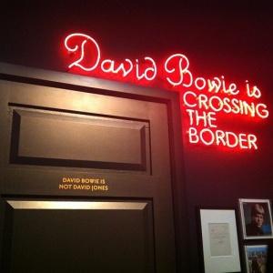 bowie border