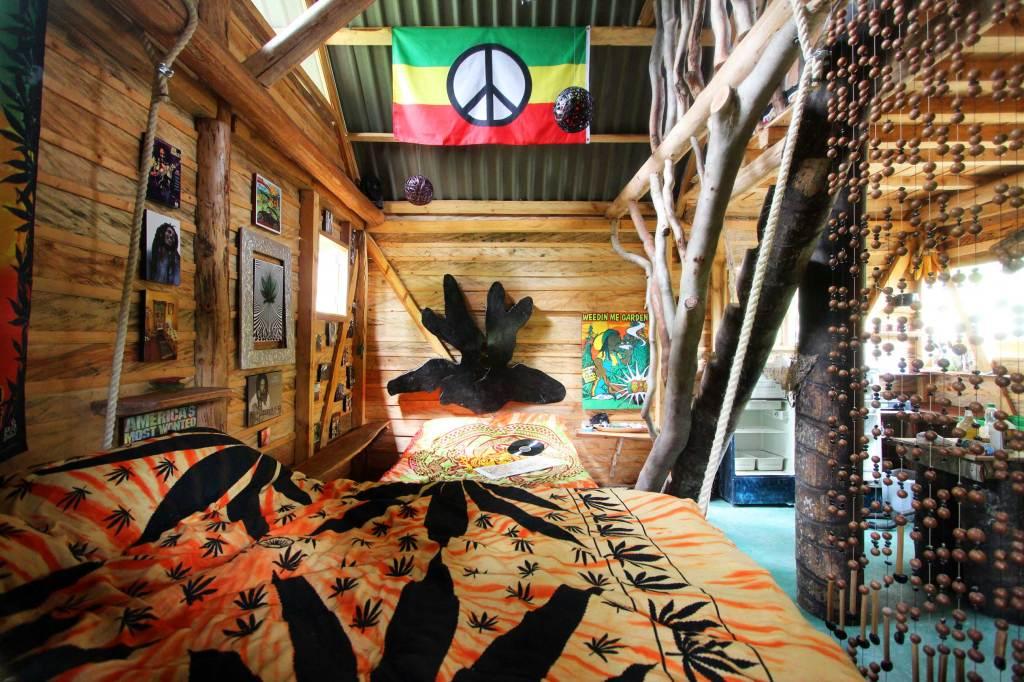 rasta house. rastafarian   Natalie Lasance