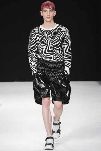 Christopher Shannon 3 - black print