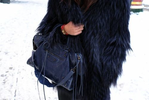 Balenciaga Lariat Bag