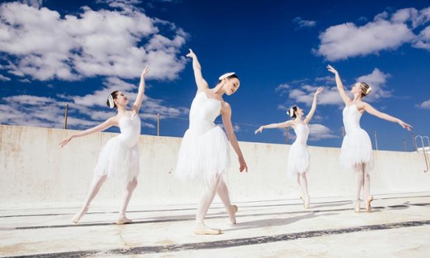 Australian Ballet Swan Lake Icebergs