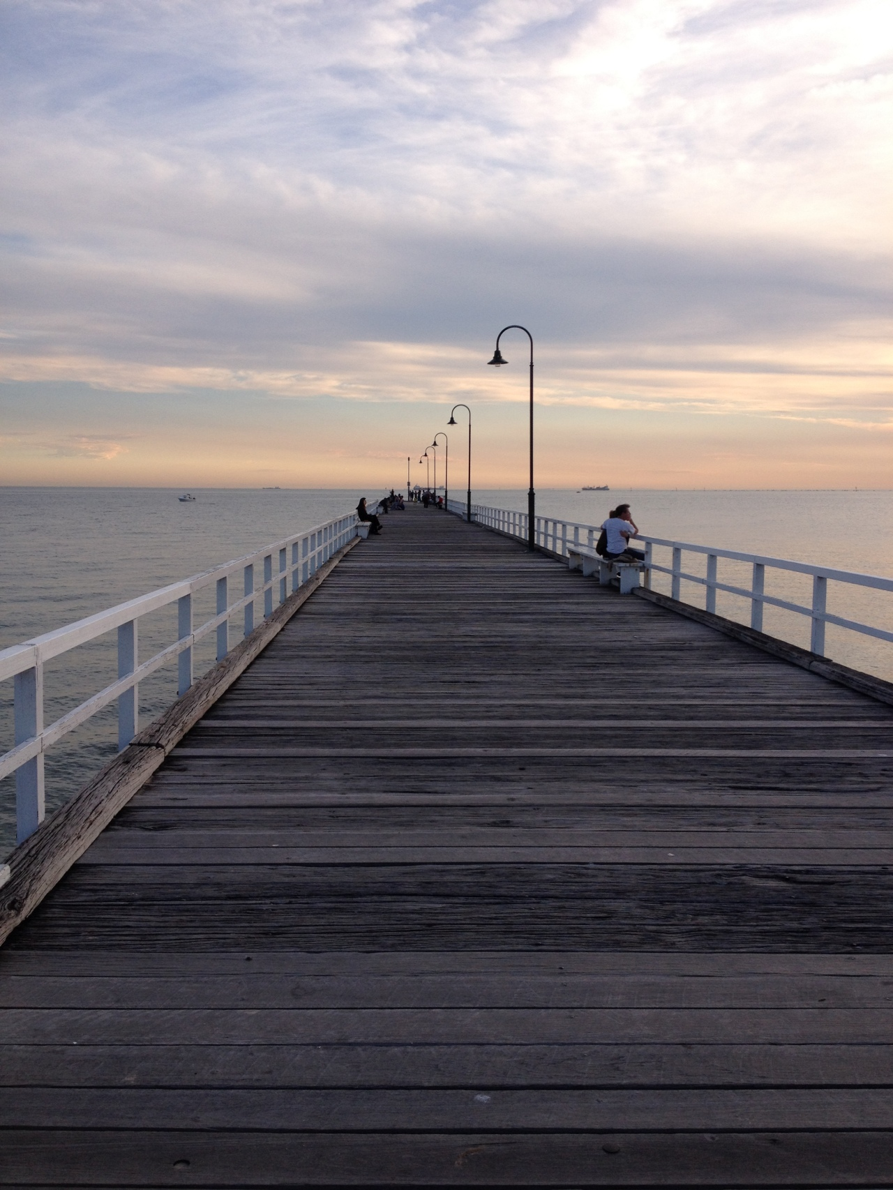 Albert Park Pier