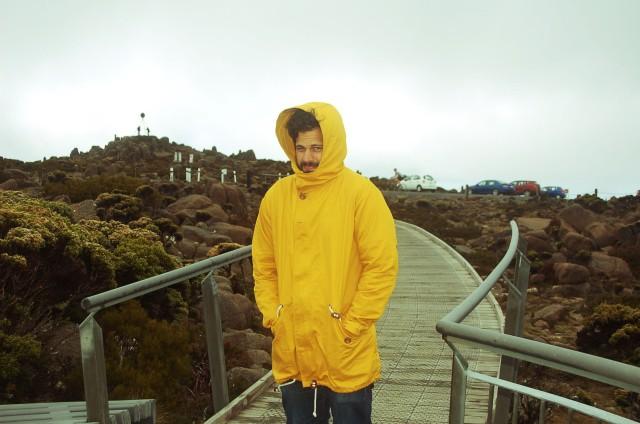 Alex in Tasmania