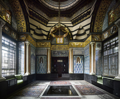 The Arab Room, Leighton House Museum