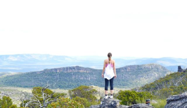 Grampians Mt Rosea