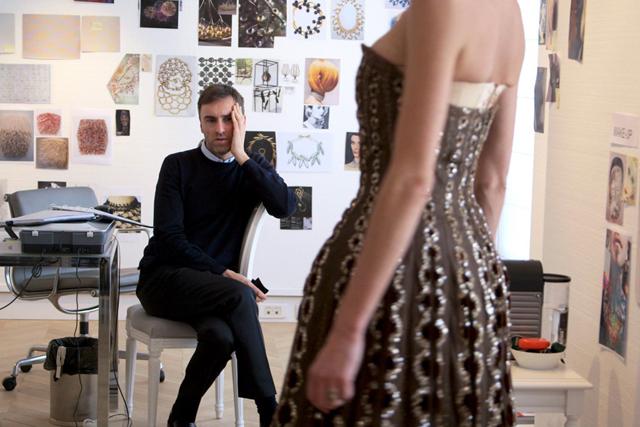 Dior & I Raf Simons